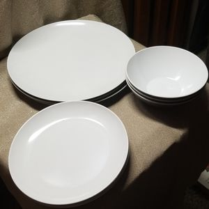 Pan Am Airlines Dining - Pan Am Airlines Economy Class Dinnerware